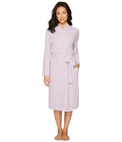 N by Natori Soho Brush Robe (Heather Violet) Women