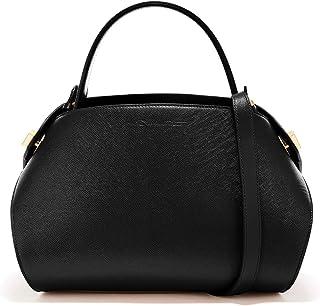 Oscar de la Renta Leather Baby Nolo Bag