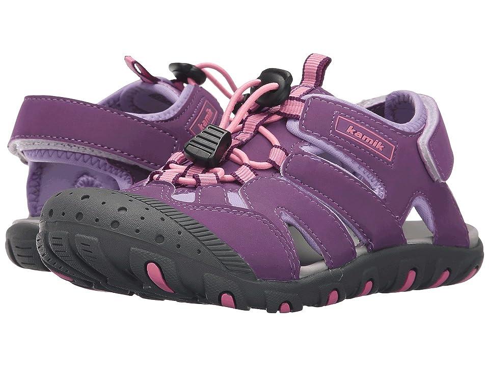 Kamik Kids Oyster 2 (Toddler/Little Kid/Big Kid) (Purple) Girl