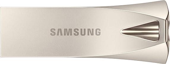 Samsung BAR Plus 256GB - 400MB/s USB 3.1 Flash Drive Champagne Silver (MUF-256BE3/AM)