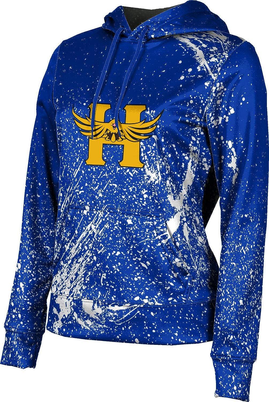 ProSphere Hutchinson High School Girls' Pullover Hoodie, School Spirit Sweatshirt (Splatter)