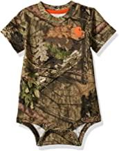 Carhartt Baby Boys Short Sleeve Bodysuit