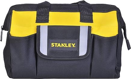 """Stanley STST512114, Bolsa para Ferramentas 12"""", Amarelo/Preto"""