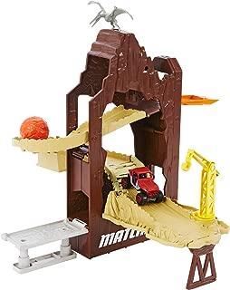 Matchbox Jurassic World Portable Playset Island Escape Playset