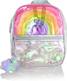 Best clear rainbow backpack Reviews