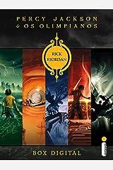 Box Percy Jackson e os Olimpianos eBook Kindle