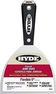 "Hyde Tools 02770 چاقو مشترک فلکس چکش سر فلکس ، 5 ""W"