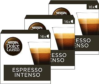 Nescafé Dolce Gusto Capsules Espresso Intenso - 48 Stuks (3 x 16 Capsules)
