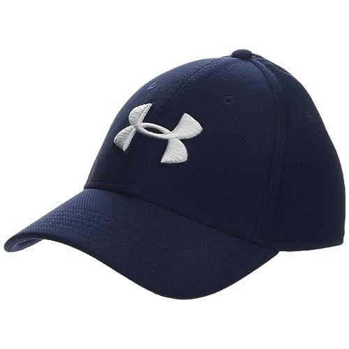 04ef7477852 Under Armour Blue Baseball Cap  Amazon.com