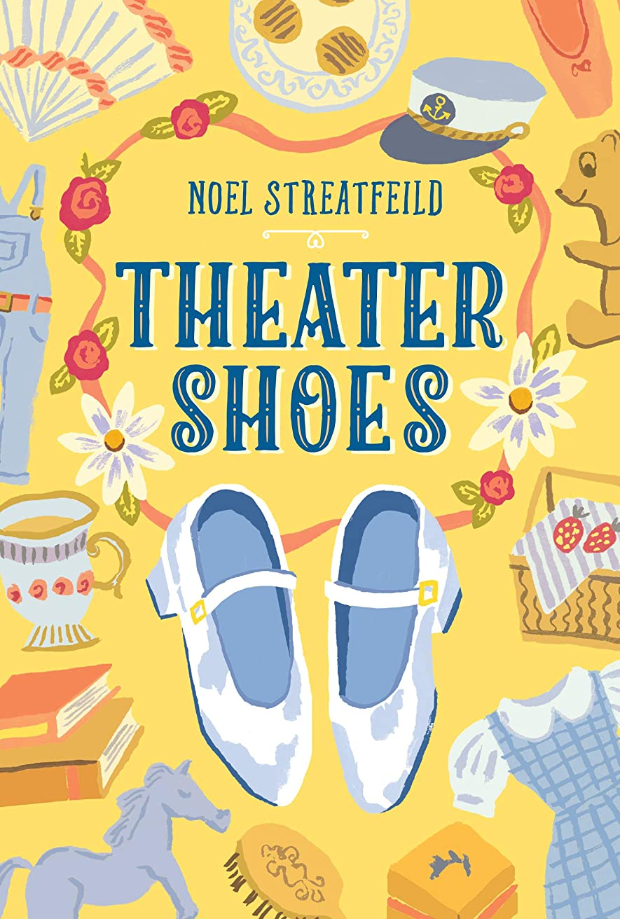 重要逃れるレイTheater Shoes (The Shoe Books) (English Edition)