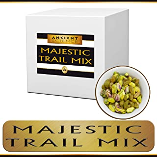 Raw Majestic Trail Mix Bulk 10 LBS- Wholesale Supplier - Organic, Kosher - Pistachio & Raisins - Vegan, GMO-Free, Gluten-Free