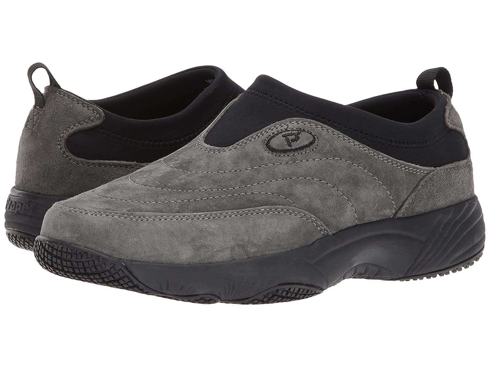 Propet Wash & Wear Slip-On IIAtmospheric grades have affordable shoes