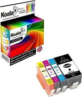 Koala - Cartuchos de Impresora compatibles con HP 934XL 935XL para ...
