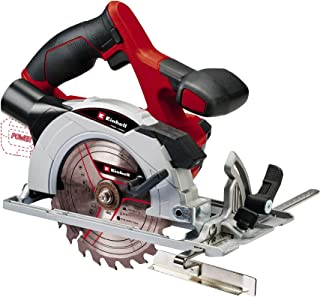 Einhell 4331220 TE-CS 18/150 Li Solo Power X-Change Cordless Hand-Held Circular Saw - Supplied without Battery and Charge...