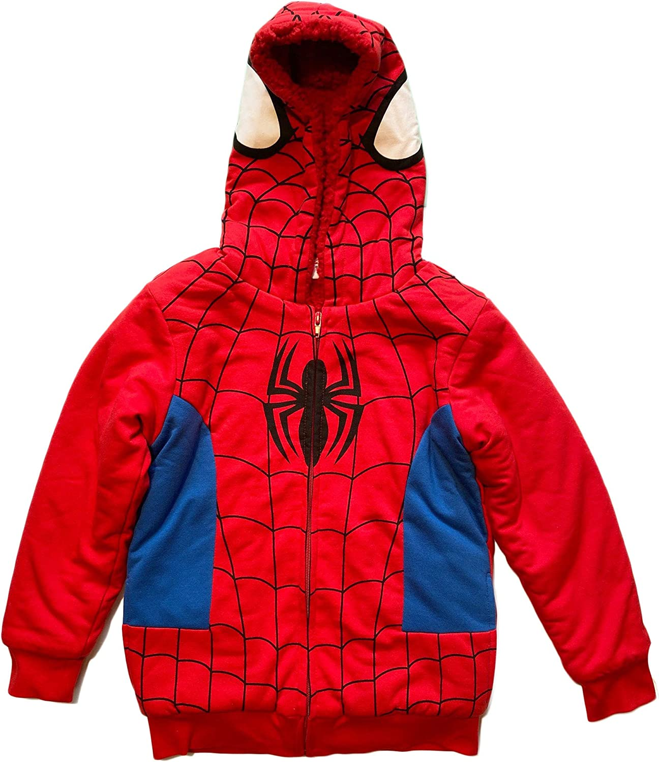 Spider-Man Little All items free National products shipping Boys Hoodie Fleece Sherpa