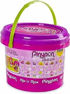 Pinypon Cubo Mix Is Max-Incluye 5 Figuras y más de 50