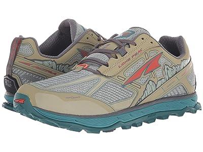 Altra Footwear Lone Peak 4 Low RSM (Green) Men