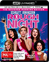 Rough Night (4K Ultra HD + Blu-ray)