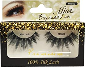 [4 PACKS] Miss Lashes 3D Volume Tapered False Eyelash Extension + FREE GIFT
