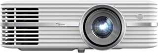 Optoma UHD50 True 4K Ultra High Definition DLP Home Theater Projector for Entertainment and Movies with Dual HDMI 2.0 and ...