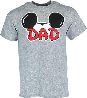 Disney Mickey Mouse Dad Fan T Shirt