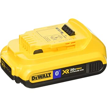 DeWALT DCB203-2 20V Max XR 2AH Compact Lithium Ion Battery 2 Pack