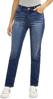 Women's Maddy Straight Leg Jean (Medium Wash, Size 6)