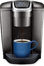 Keurig K-Elite Coffee Maker, Single Serve K-Cup Pod Coffee Brewer, With Iced Coffee Capability, Brushed Slate (Renewed)