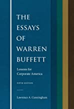 The Essays of Warren Buffett: Lessons for Corporate America, Fifth Edition Book PDF