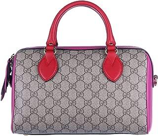 women's handbag barrel bag purse gg supreme beige