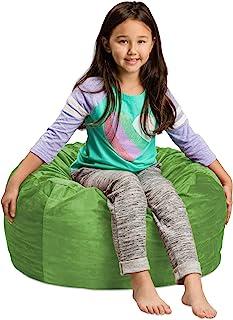 Sofa Sack - Plush, Ultra Soft Kids Bean Bag Chair -...