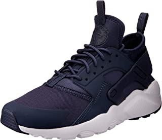 Nike Australia Air Huarache Run Ultra PE Boys Trainers, Thunder Blue/Thunder Blue-White, 5 US