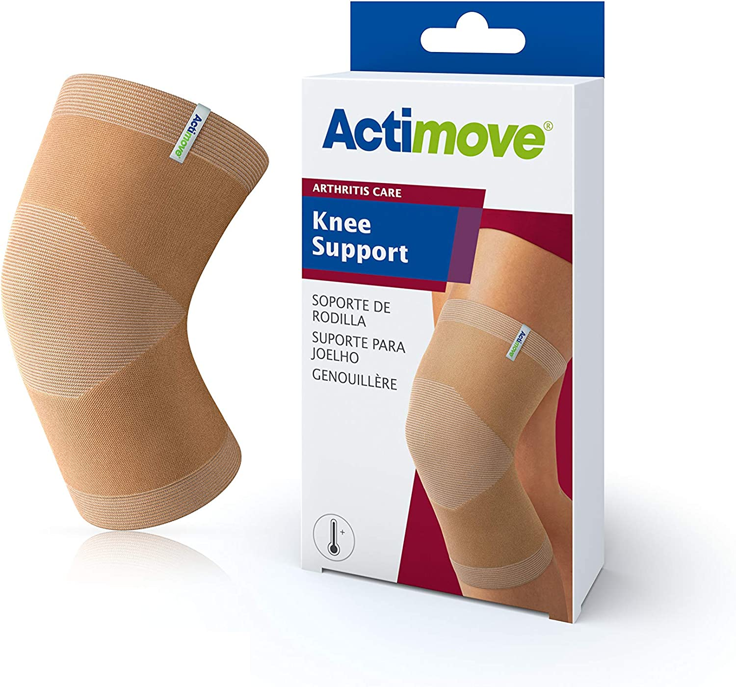 Actimove Arthritis Knee National products Mail order cheap Beige XLarge Support