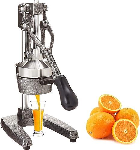 Switol Manual Citrus Juicer, Commercial Hand Orange Juice Squeezer, Suitable for Many Fruit Such as Lemon, Lime, Grap...