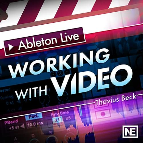 Ableton Live Fasttrack 401 : Working With Video