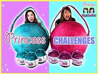 Clip: Princess Challenges