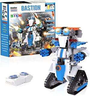 Stem Projects for Kids Ages 8-12 Remote Control Robot with APP Robots for Kids -358 Pieces Building Toys for 8,9,10,11,12 ...