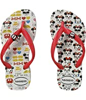 Havaianas Kids - Slim Disney Cool Flip Flops (Toddler/Little Kid/Big Kid)