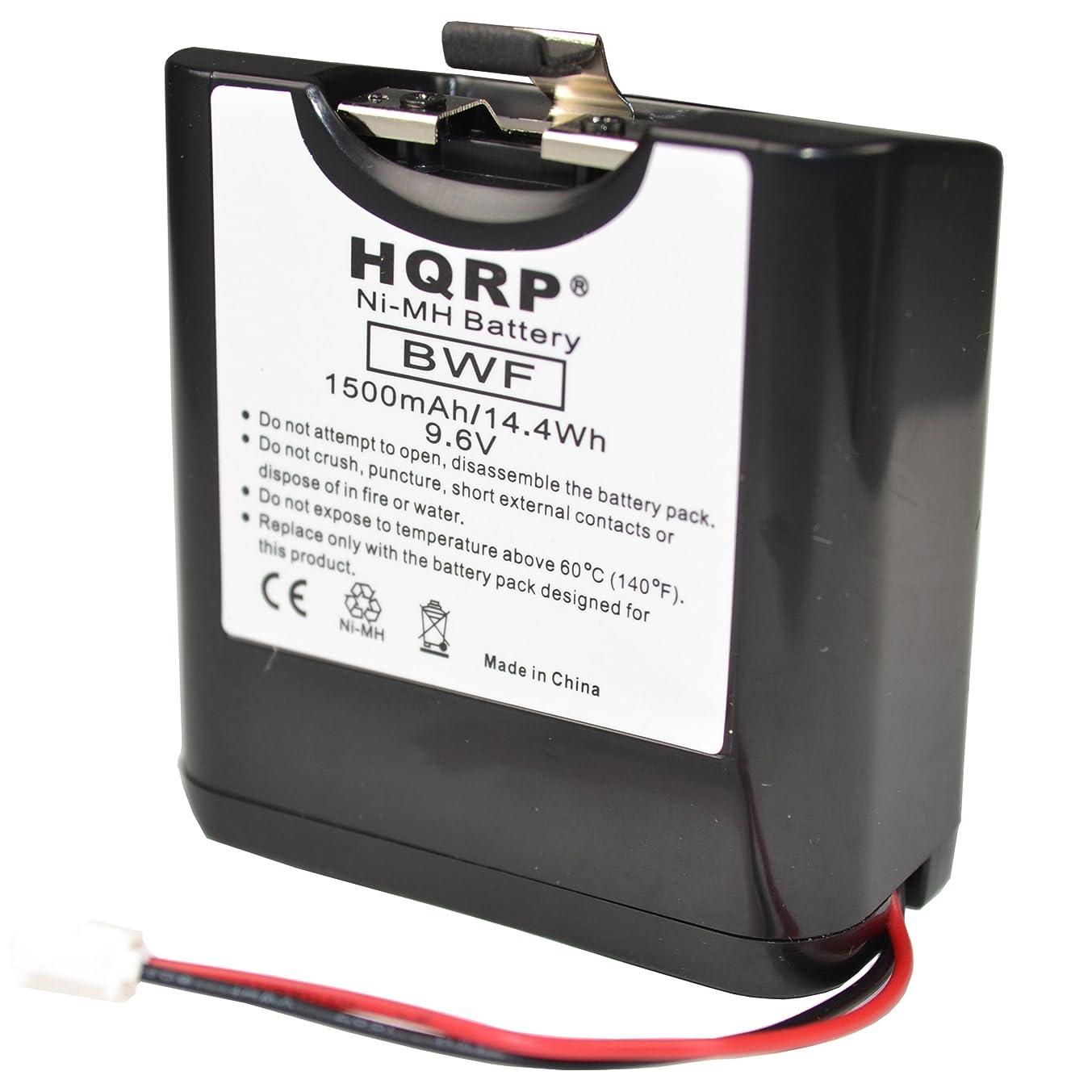 HQRP Battery for SONY NH-2000RDP fits XDR-DS12iP RDP-XF100iP RDP-V20IP Dock Radio, Audio Docking System NH2000RDP NH 2000RDP + HQRP Coaster