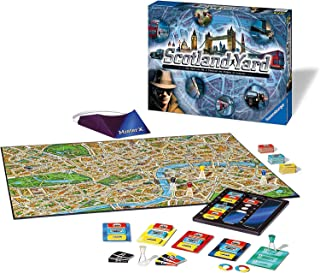 Ravensburger Scotland Yard Strategy Board Games for Families - Kids & Adults Age 8 Years Up