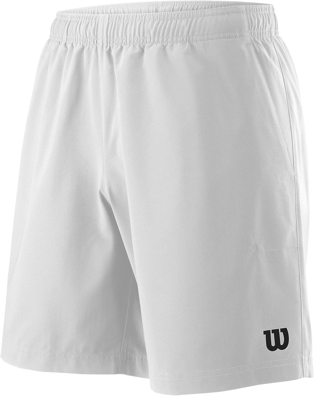 Polyester WILSON Herrenshorts M Team 8