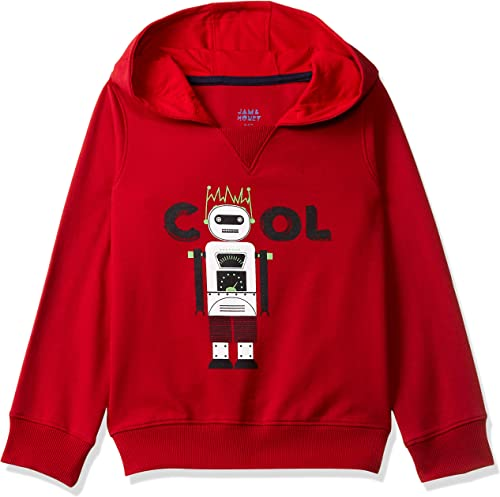 Amazon Brand - Jam & Honey Boys' Lightweight Sweatshirt