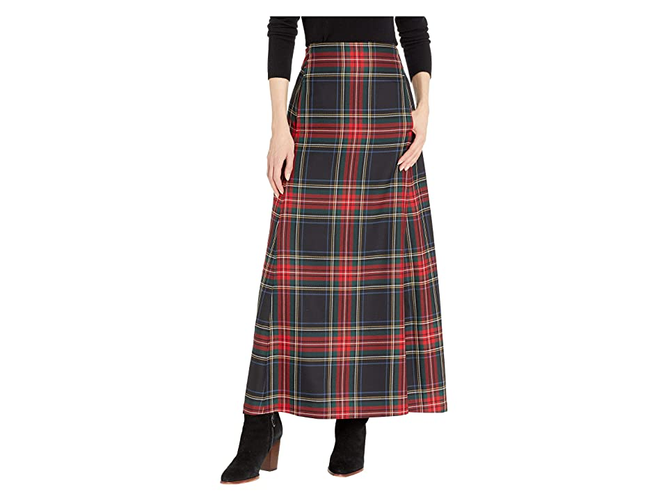 Pendleton - Pendleton Long Plaid Skirt