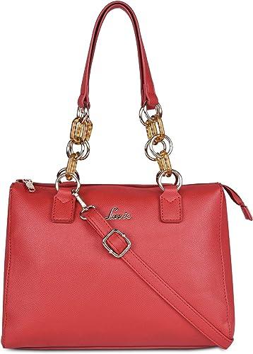 Odali Medium Satchel Women s Handbag Red