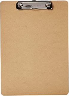 AmazonBasics Hardboard Office Clipboard - 30-Pack