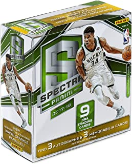 2018 spectra basketball