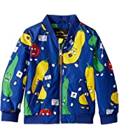 mini rodini - Veggie Baseball Jacket (Infant/Toddler/Little Kids/Big Kids)