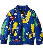 mini rodini - Veggie Baseball Jacket (Infant/Toddler/Little Kids/Big Kids)