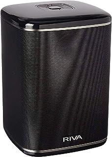 RIVA Audio Compact Multiroom Digital Music System Black (RWA01)