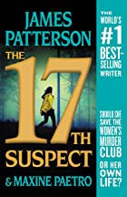 Cover image of The 17th Suspect by James Patterson & Maxine Paetro